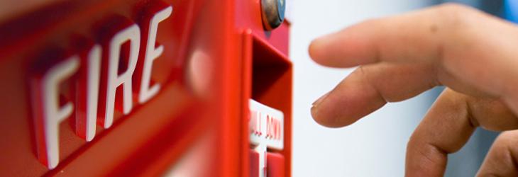 Sistemas de Alarma y Detección de Incendios